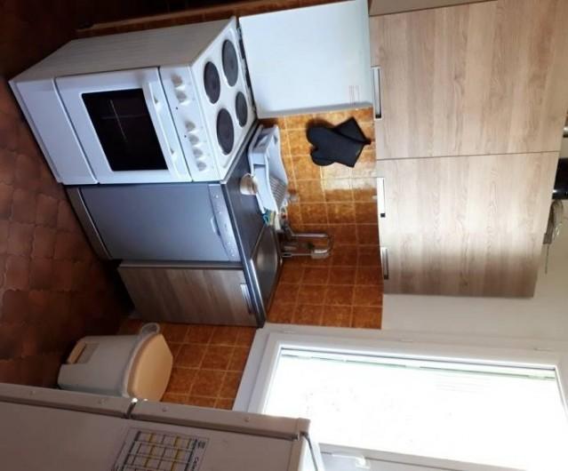 Location de vacances - Maison - Villa à Opoul-Périllos - cuisine