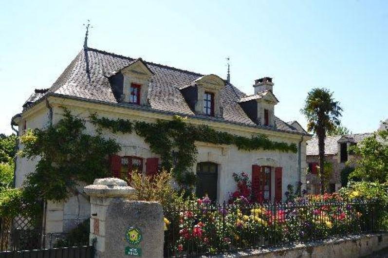 Location de vacances - Gîte à Saint-Rémy-la-Varenne - Gîte face ouest