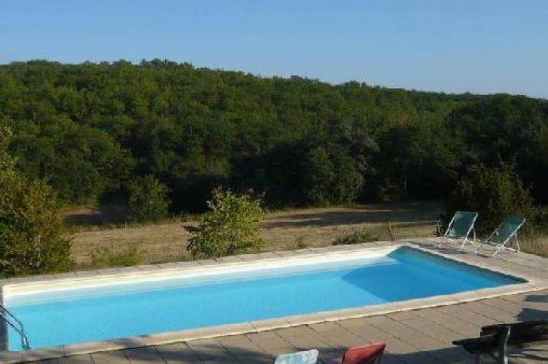 Location de vacances - Maison - Villa à Saint-Cernin