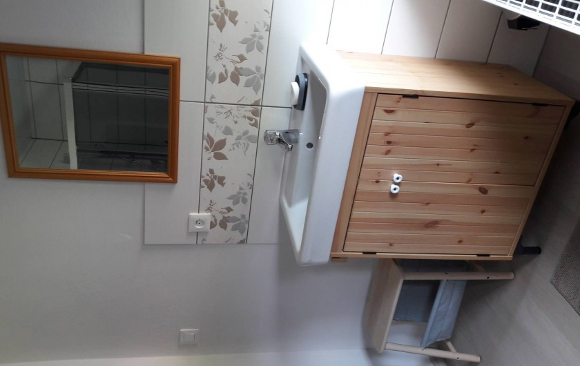 Location de vacances - Maison - Villa à Munster - Salle de bain (étage)