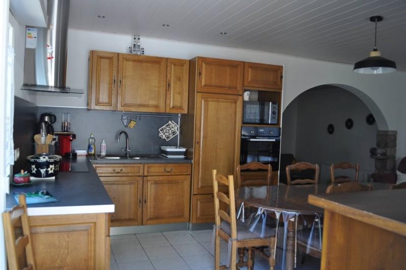 Location de vacances - Maison - Villa à Munster - Cuisine