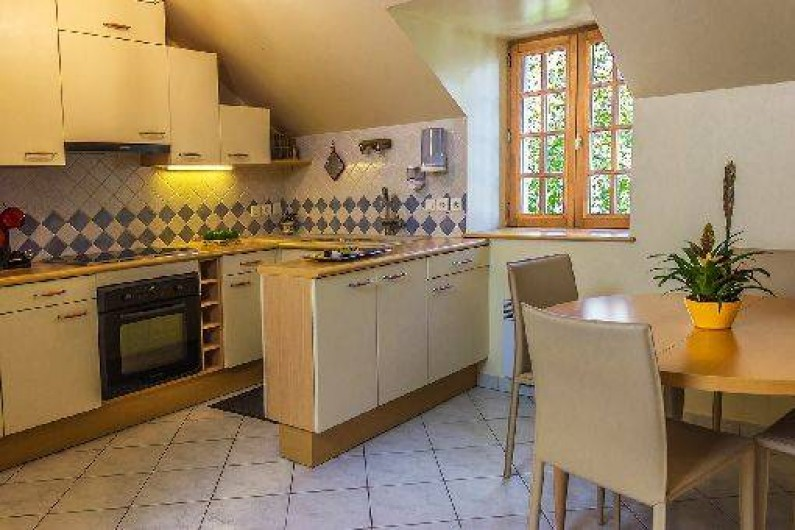 Location de vacances - Appartement à Bénodet - Cuisine Triplex 6 personnes
