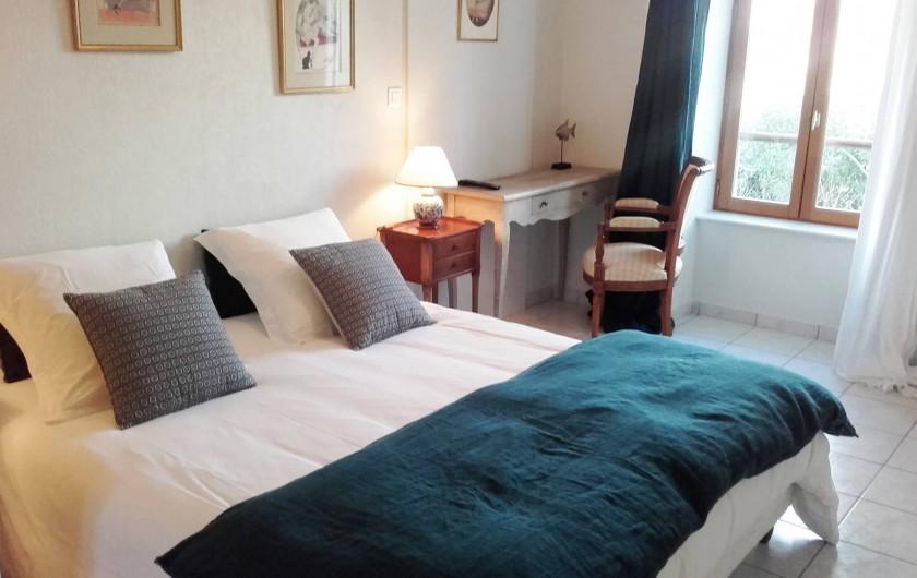 Location de vacances - Appartement à Bénodet - Chambre appartement 4 personnes Le Gros Ventre