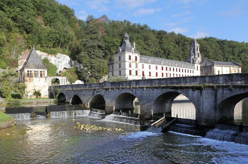Location de vacances - Gîte à Bussac - Brantôme dite Venise du Périgord