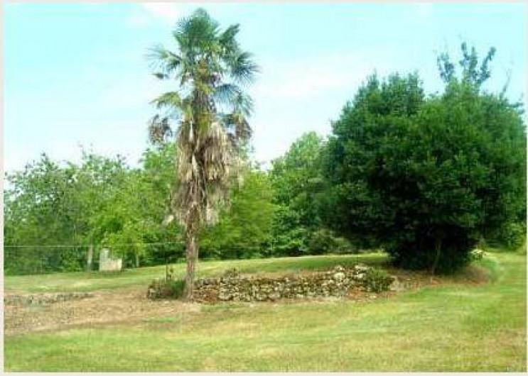 Location de vacances - Gîte à Bussac - 1 vue extérieur