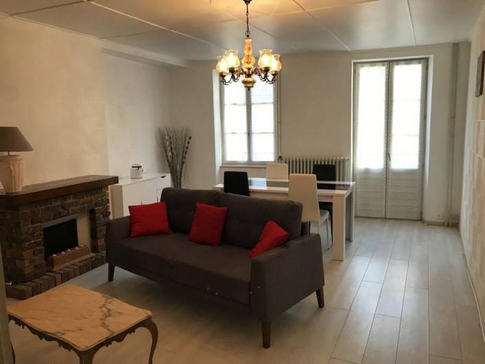 Location de vacances - Appartement à Salins-les-Bains