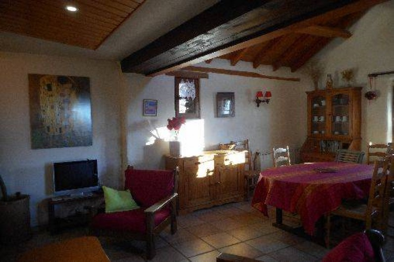 Location de vacances - Gîte à Saint-Frézal-de-Ventalon