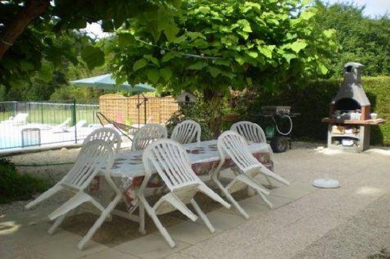 Location de vacances - Villa à Creysse