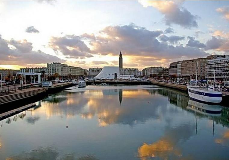 Location de vacances - Maison - Villa à Étretat - Bassin du commerce, Le Havre