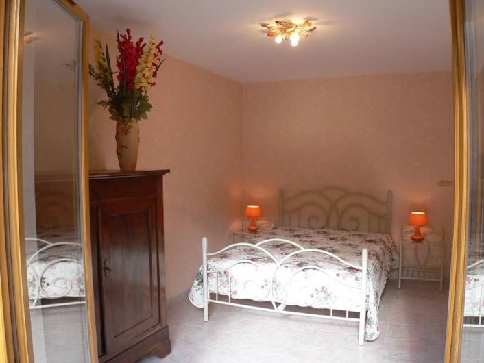 Location de vacances - Gîte à Mauzens-et-Miremont - CHAMBRE N°2