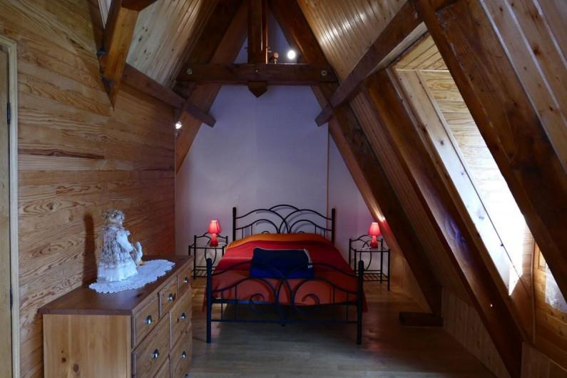 Location de vacances - Gîte à Mauzens-et-Miremont - CHAMBRE N°1