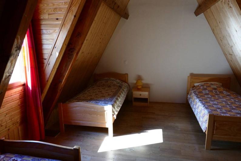 Location de vacances - Gîte à Mauzens-et-Miremont - CHAMBRE N°3