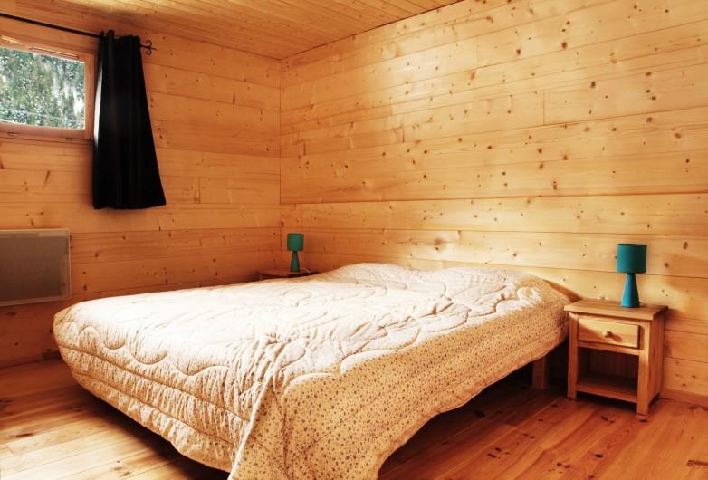 Location de vacances - Chalet à Le Haut-Bréda - Chambre 2