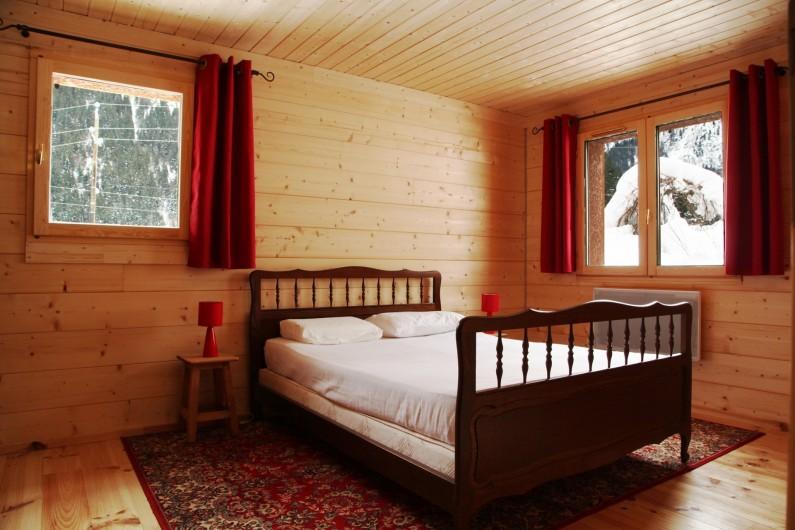Location de vacances - Chalet à Le Haut-Bréda - Chambre 1