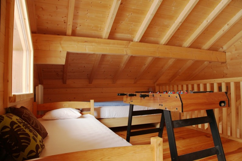 Location de vacances - Chalet à Le Haut-Bréda - Mezzanine