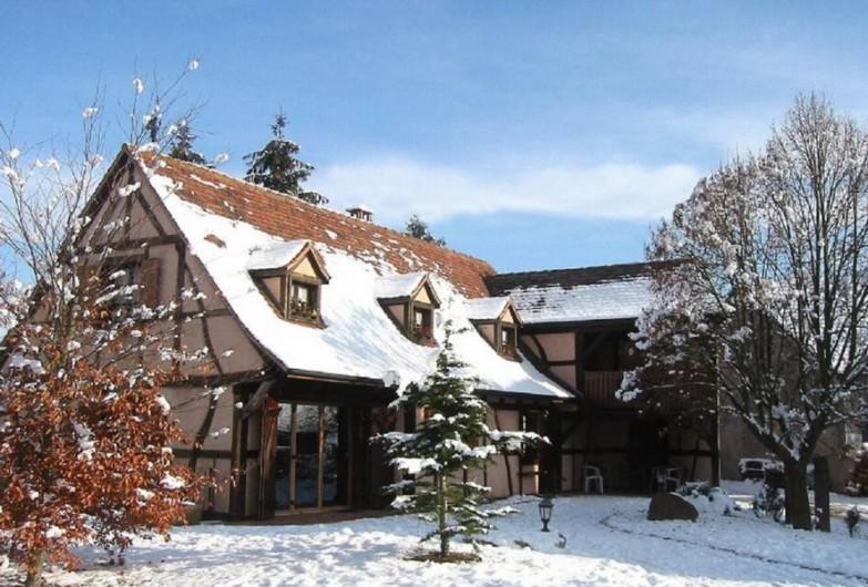 Location de vacances - Villa à Jebsheim - La magie de Noël en Alsace