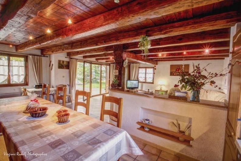 Location de vacances - Villa à Jebsheim - Cuisine-séjour..