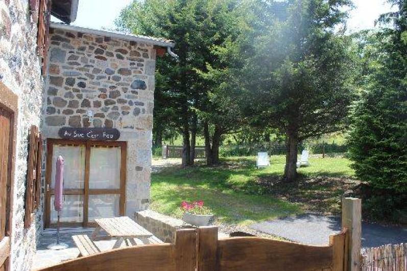 Location de vacances - Gîte à Yssingeaux