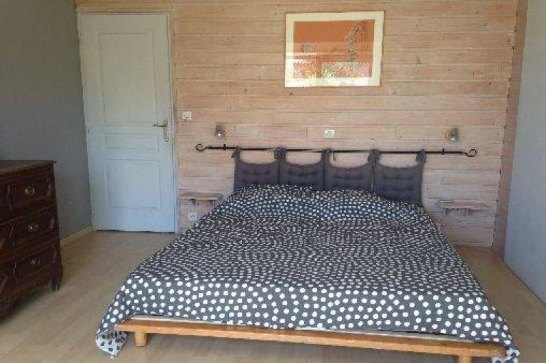 Location de vacances - Villa à Pérols - chambre rez de chaussée