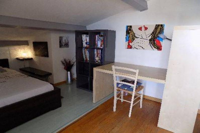 Location de vacances - Villa à Pérols - 2e chambre étage