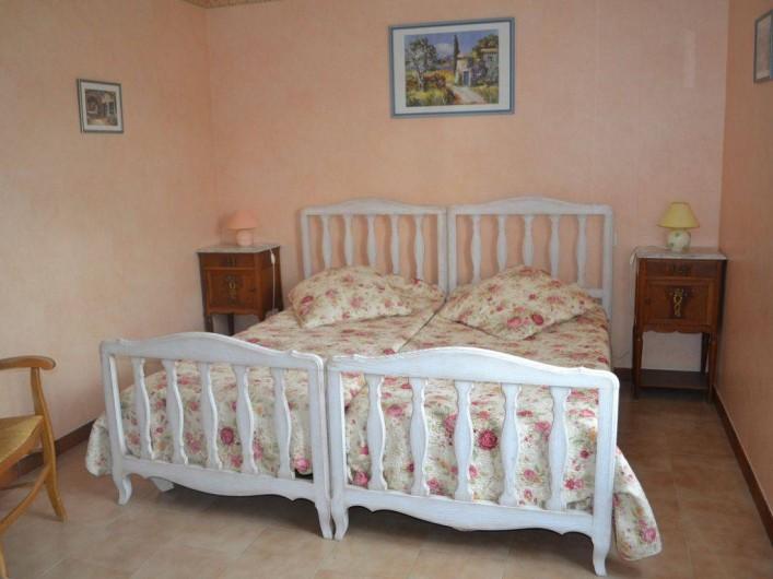 Location de vacances - Appartement à Roaix