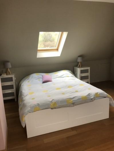 Location de vacances - Villa à Le Touquet-Paris-Plage - grande chambre lit double
