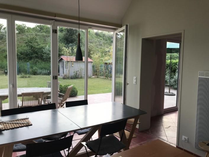 Location de vacances - Villa à Le Touquet-Paris-Plage - vue cuisine