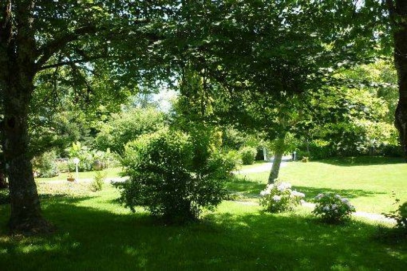 Location de vacances - Gîte à Haut-de-Bosdarros - parc