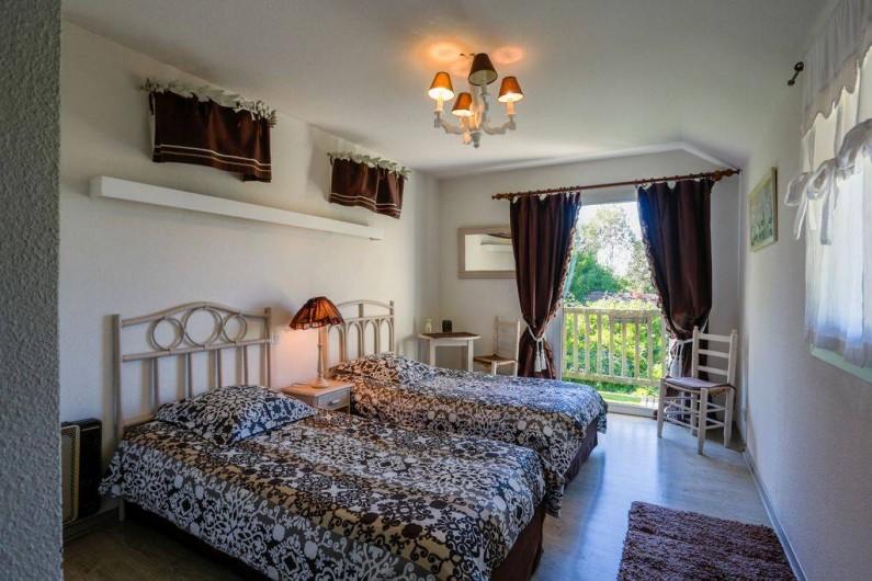 Location de vacances - Gîte à Haut-de-Bosdarros - chambre