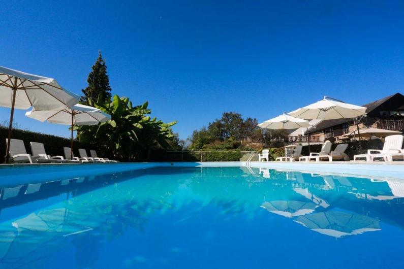 Location de vacances - Gîte à Haut-de-Bosdarros - piscine