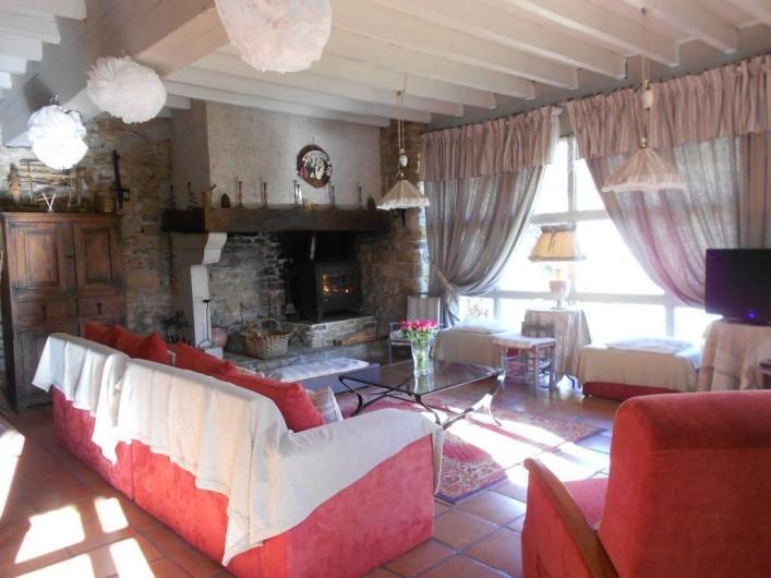 Location de vacances - Gîte à Haut-de-Bosdarros - salon