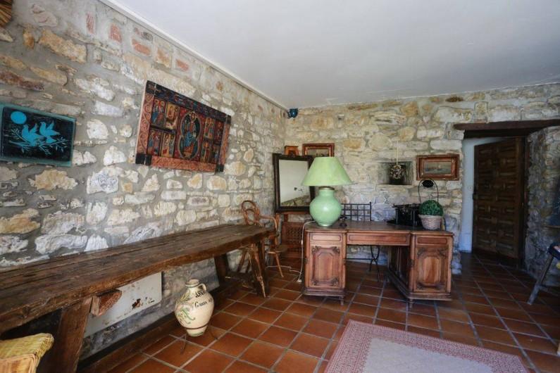 Location de vacances - Gîte à Haut-de-Bosdarros - reception