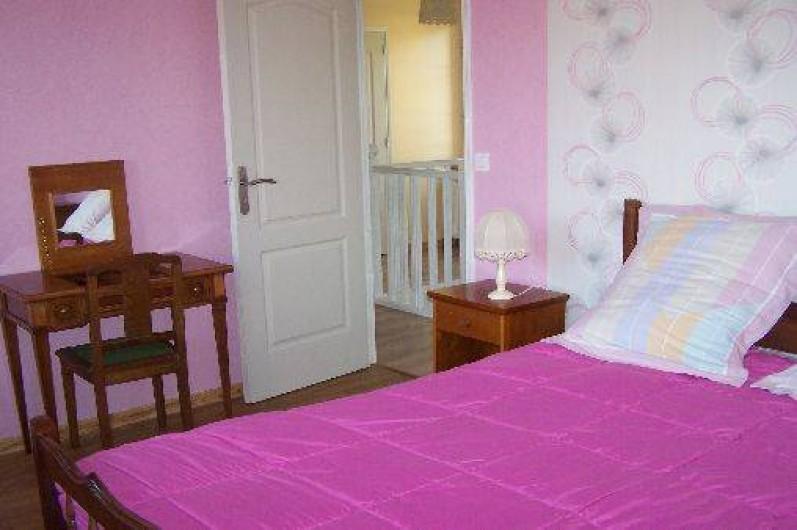 Location de vacances - Gîte à Miannay - Chambre 1