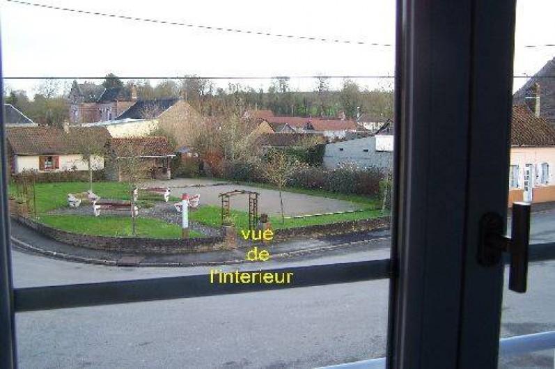 Location de vacances - Gîte à Miannay - Terrain de jeux communal