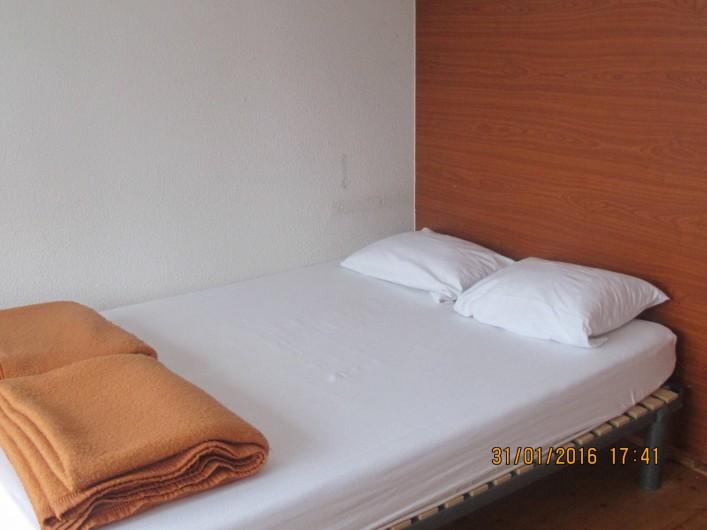 Location de vacances - Appartement à Bourg-Saint-Maurice - chambre 3