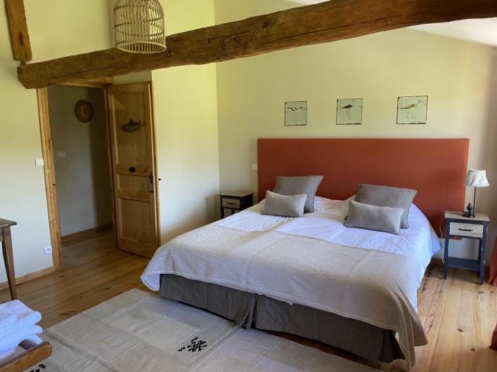 Location de vacances - Maison - Villa à Marzens - chambre du poisson