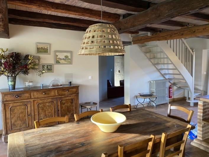 Location de vacances - Maison - Villa à Marzens - la cuisine
