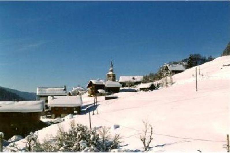 Location de vacances - Chalet à Saint-Nicolas-la-Chapelle