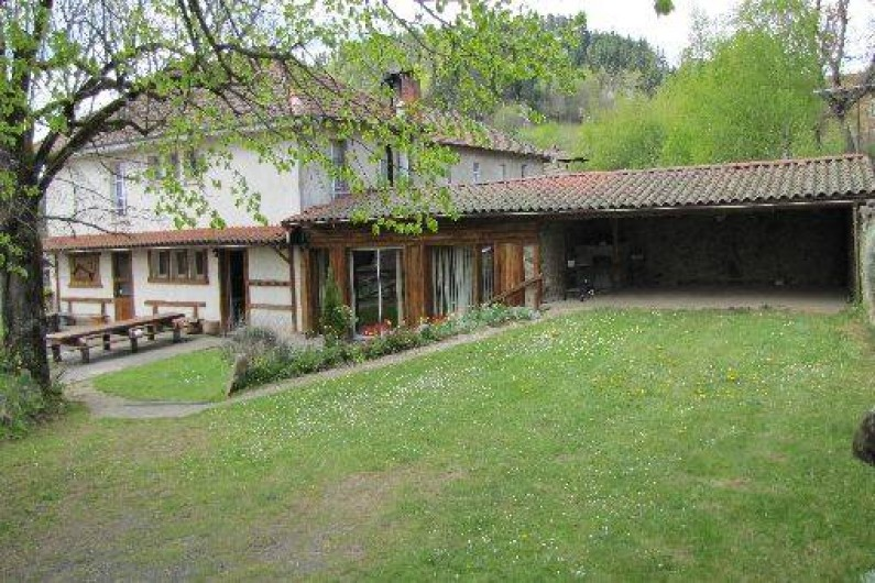 Location de vacances - Gîte à Saint-Sauveur-la-Sagne