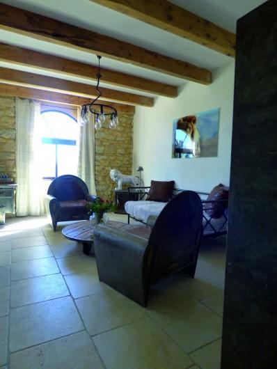 Location de vacances - Hôtel - Auberge à Saint-Christol-lès-Alès - Lion