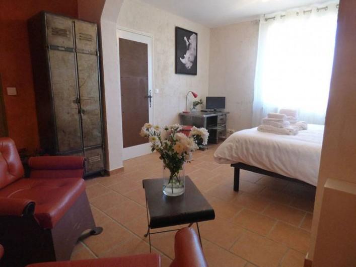 Location de vacances - Hôtel - Auberge à Saint-Christol-lès-Alès - Rhinocéros