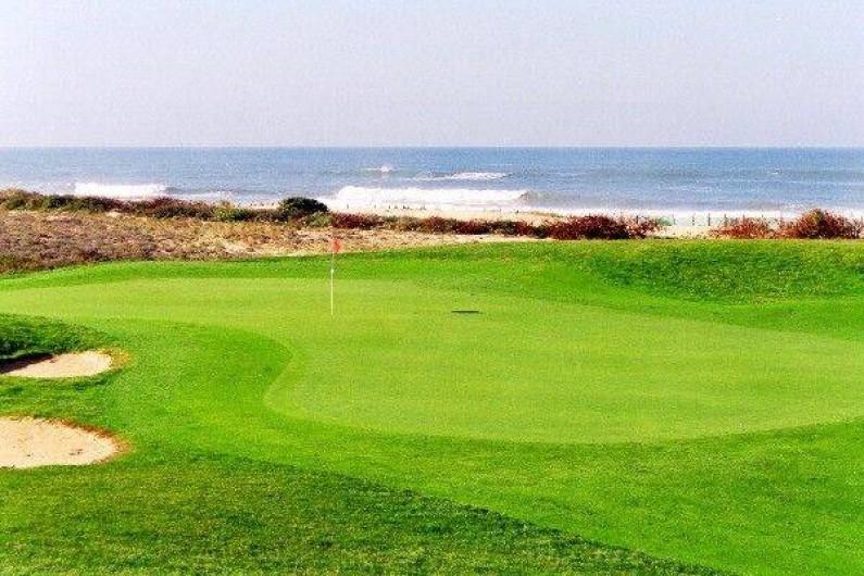 Location de vacances - Appartement à Moliets-et-Maa - Golf et plage