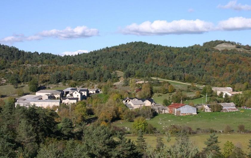 Location de vacances - Gîte à Saint-Georges-de-Lévéjac