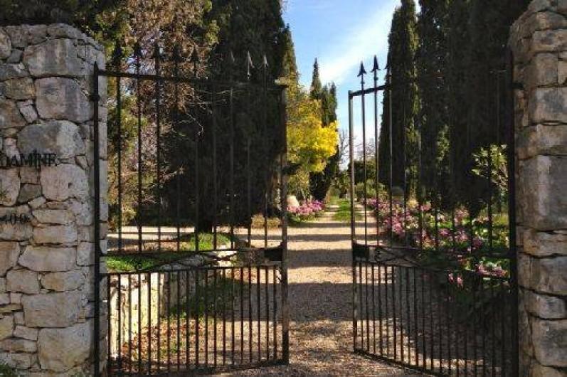 Location de vacances - Maison - Villa à La Gaude