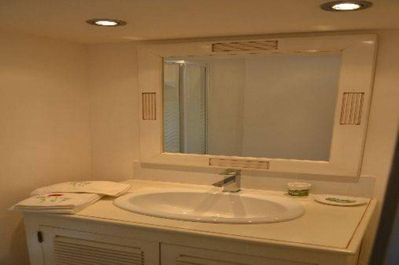 Location de vacances - Appartement à Le Teil - Salle d'eau