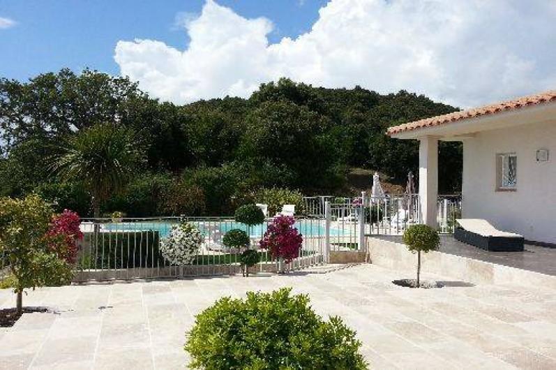 Location de vacances - Villa à Sari-Solenzara