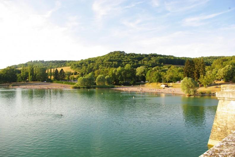 Location de vacances - Château - Manoir à Bussy-la-Pesle - Lac de Grosbois à 15 km
