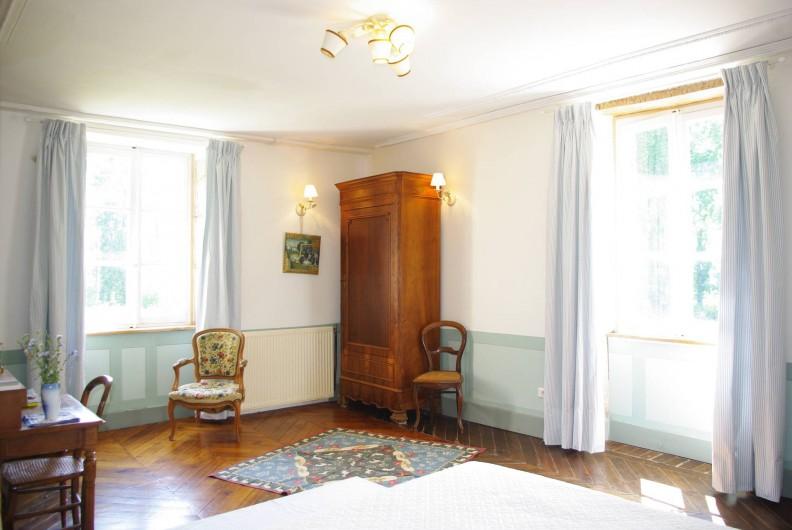 Location de vacances - Château - Manoir à Bussy-la-Pesle - Chambre Colette
