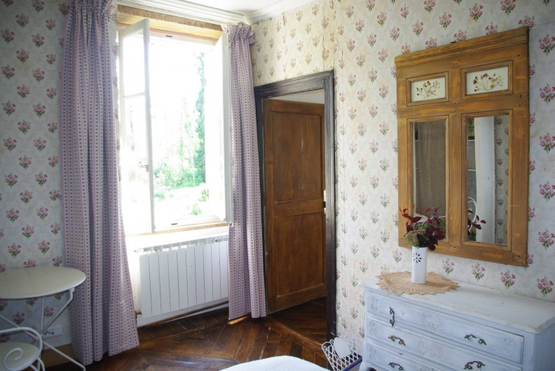 Location de vacances - Château - Manoir à Bussy-la-Pesle - Chambre Béatrix