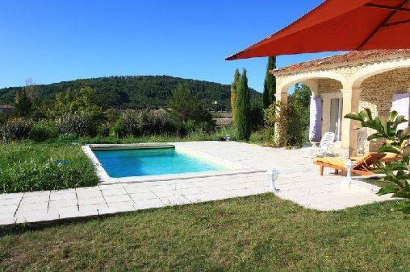 Location Villa Gordes